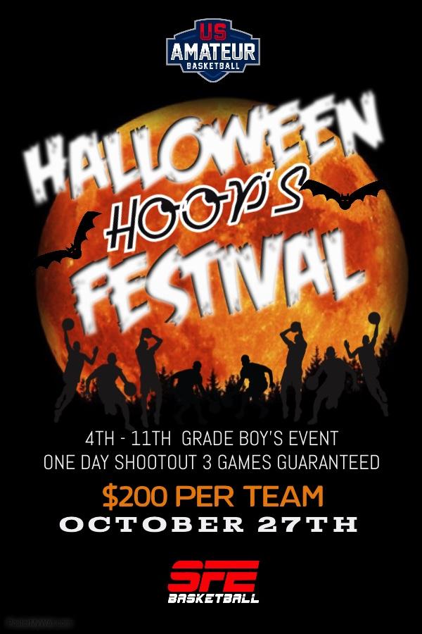 Halloween Hoops Festival