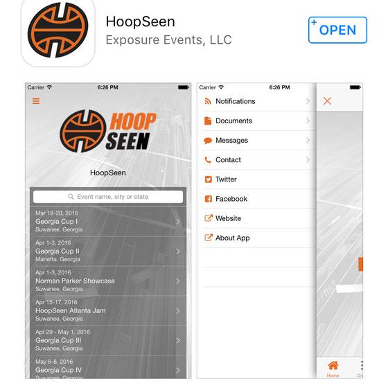 HoopSeen App