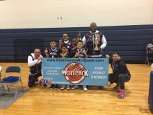 Kissimmee Wolfpack 3rd grade champions