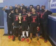 Loyalty 1st 7th grade champions